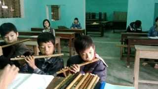 Happy New Year-Lớp sáo trúc Huế-CLB Tiêu Sáo Huế