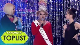 Kapamilya Toplist: 12 wittiest and funniest contestants of Miss Q & A Intertalaktic 2019 - Week 4