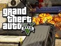 GTA 5 Online - Invisible Speedy!  (GTA 5 Funny Moments and Glitches!)