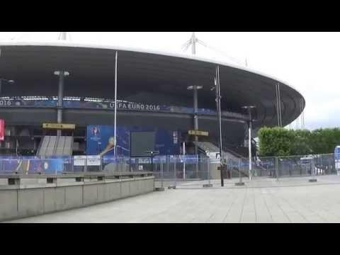 Euro 2016 / Paris / Stade de France Stadium Saint Denis / Football / June / Juin
