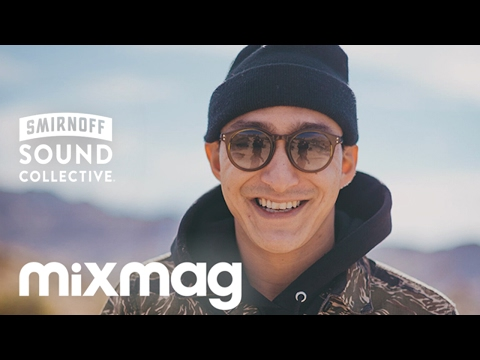 Meet the Smirnoff Sound Collective // Episode 1 - SHIGETO