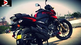 Video RTR 200 Race Edition 2.0 Slipper Clutch ABS First Ride Review #Bikes@Dinos download MP3, 3GP, MP4, WEBM, AVI, FLV Juli 2018