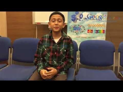 """Testimoni Osama Lakhdari """"anak 11 tahun berBisnis OnLine"""""""