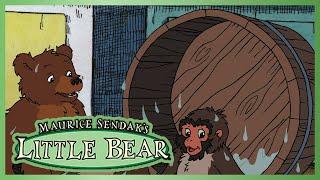Little Bear | Sleep Over / Sand Castle / Happy Anniversary - Ep. 44