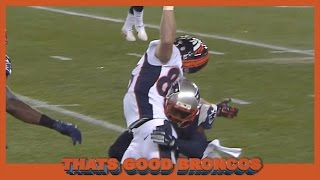 Denver Broncos vs New England Patriots