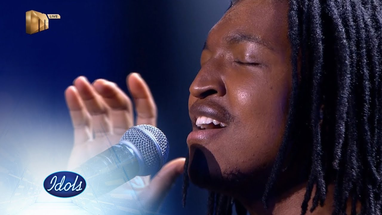 Download Top 16 Group A: Qhawe – 'Try A Little Tenderness' – Idols SA | S16 | Live Shows
