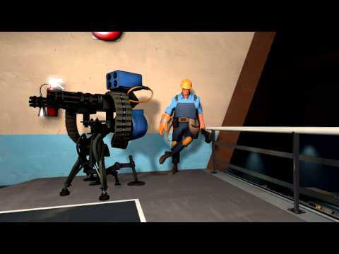 The Multicapture - SFM animation