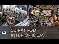 50 Rat Rod Interior Ideas