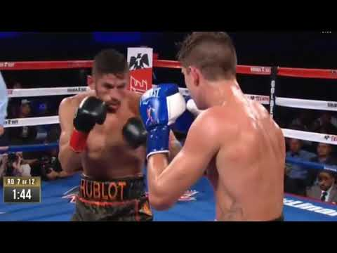 Jorge Linares Vs Luke Campbell (Highlights) HD