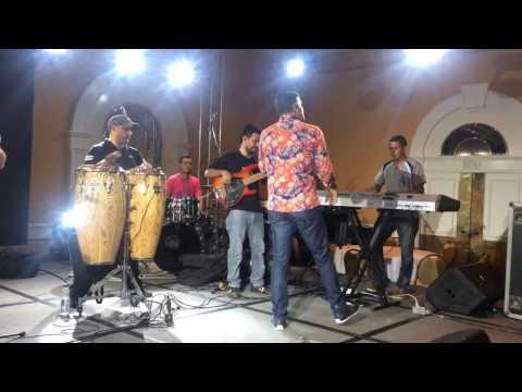 Carolina – Ensayos Eddy Herrera & Omar Enrique Orquesta para OE Showcase