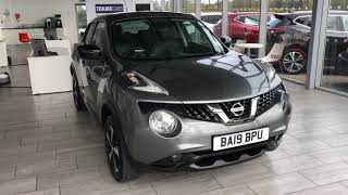 2019 19 Nissan Juke 1.6 [112] Bose Personal Edition 5dr with Rear Camera for sale at Thame Cars