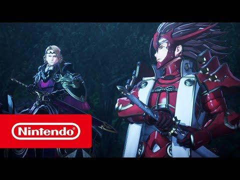 Fire Emblem Warriors - Bande-annonce de la gamescom 2017 (Nintendo Switch)