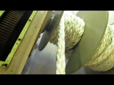 Ship Mooring Winch Test