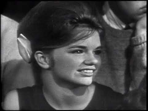 American Bandstand 1964- Interview Arthur Prysock