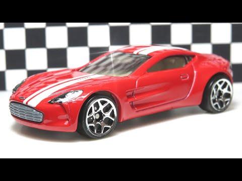 Hot Wheels Aston Martin One-77 (2020)
