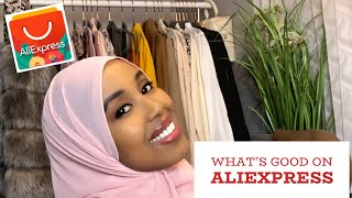 MY FAVOURITE ITEMS FROM ALIEXPRESS | MINI HAUL | Fadna