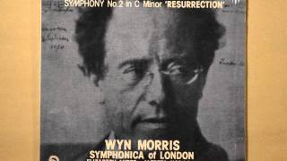 Mahler: Symphony no. 2 (Symphonica of London/Morris)