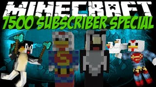 vuclip 7500 Subscriber Special: Server Tour & Enderdragon Fight with Subs!