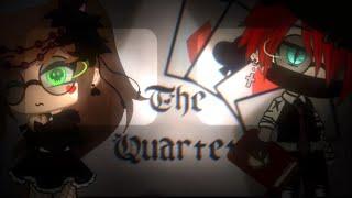 ~The Quartet~ ep. 1 ~ || Original gacha club series || ~  by WolfyRi