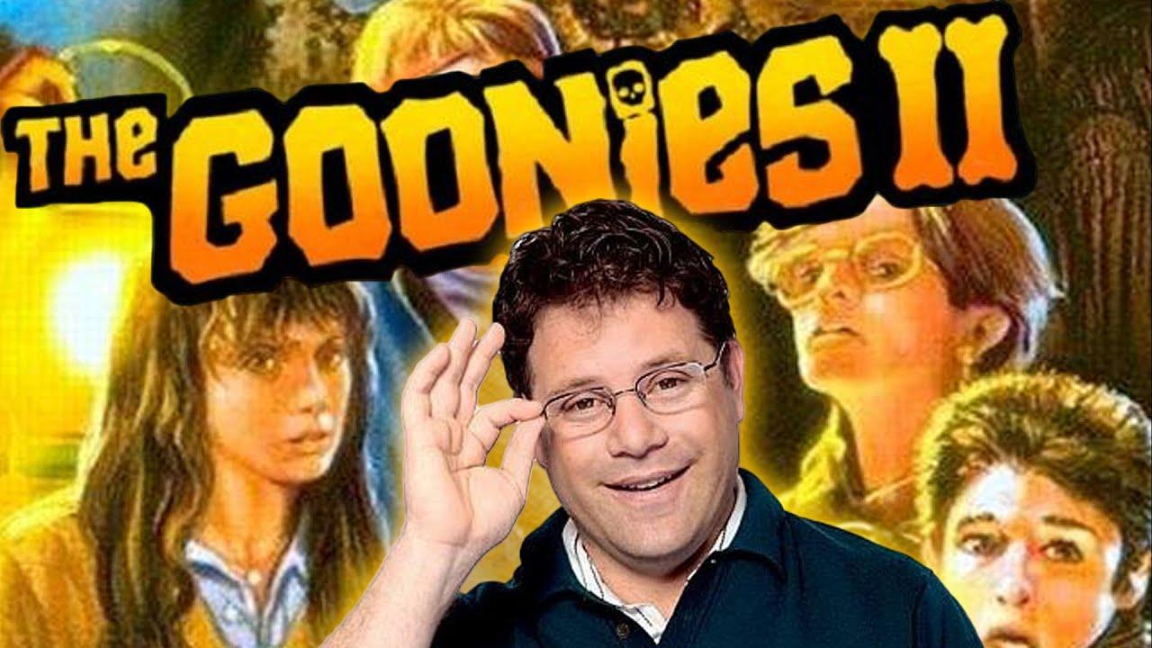 Goonies 2 Sean Astin positive Go...