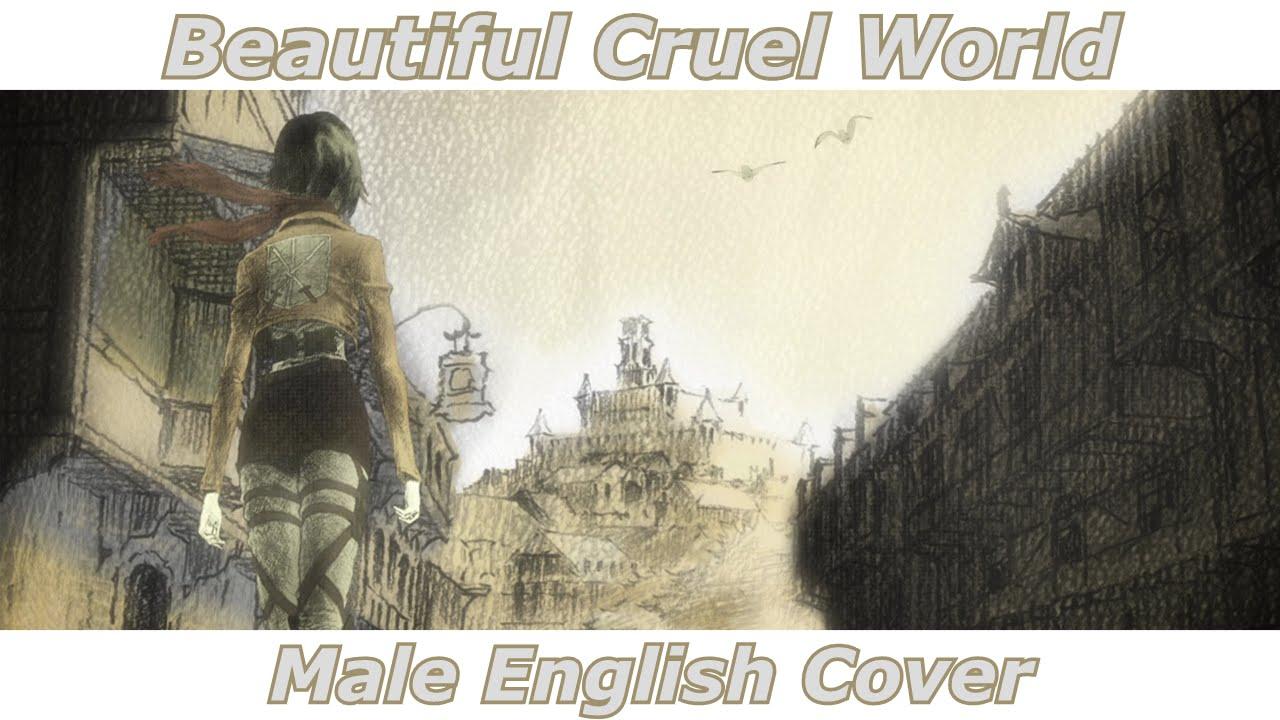 Attack On Titan ED 1 (Male English
