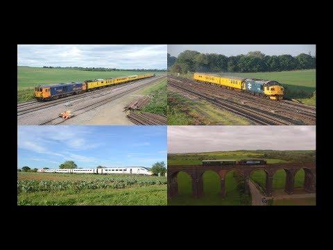 Midlands Motive Power Highlights   May 2017 HD