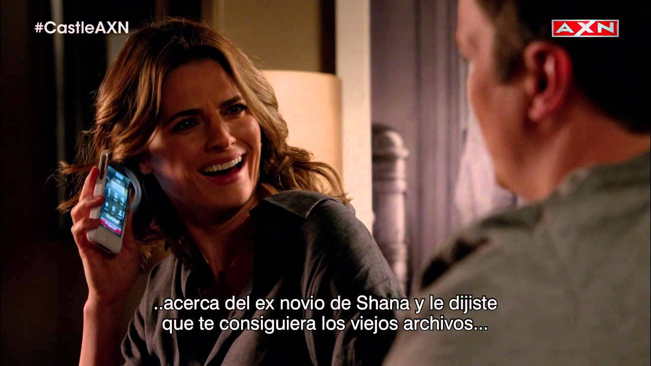 Castle Temporada 7 Episodio 11 Youtube