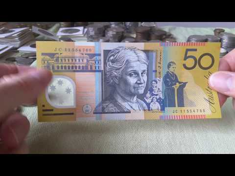 Australian $50 Worth $$$ More Than Face Value
