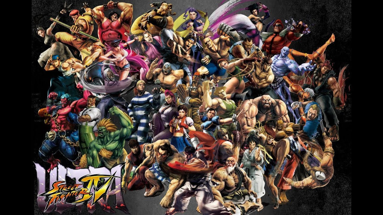Ultra Street Fighter IV - All Character Reveal Trailers ...