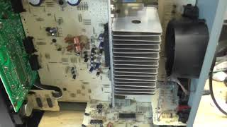 Fixing a Technics SU-X101 amp pt 1