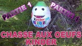 [PÂQUES] Chasse aux Oeufs Kinder avec cousines - Easter Eggs hunting