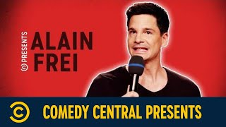 Comedy Central Presents: Alain Frei