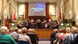Kerry Sampson ~ Salvation Army || Make his praise glorious || Haaglanden Muziekfestival 2014