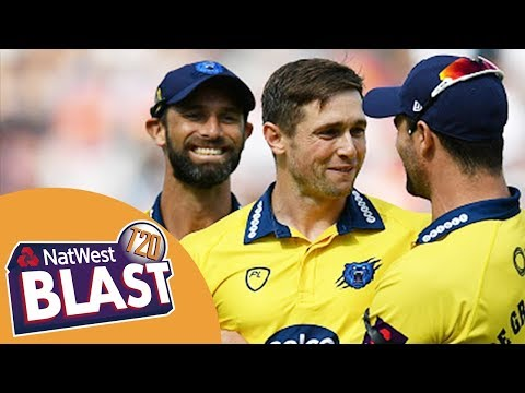 Youngsters Shine In 1st Semi - Highlights: Birmingham v Glamorgan NatWest T20 Blast Finals Day 2017