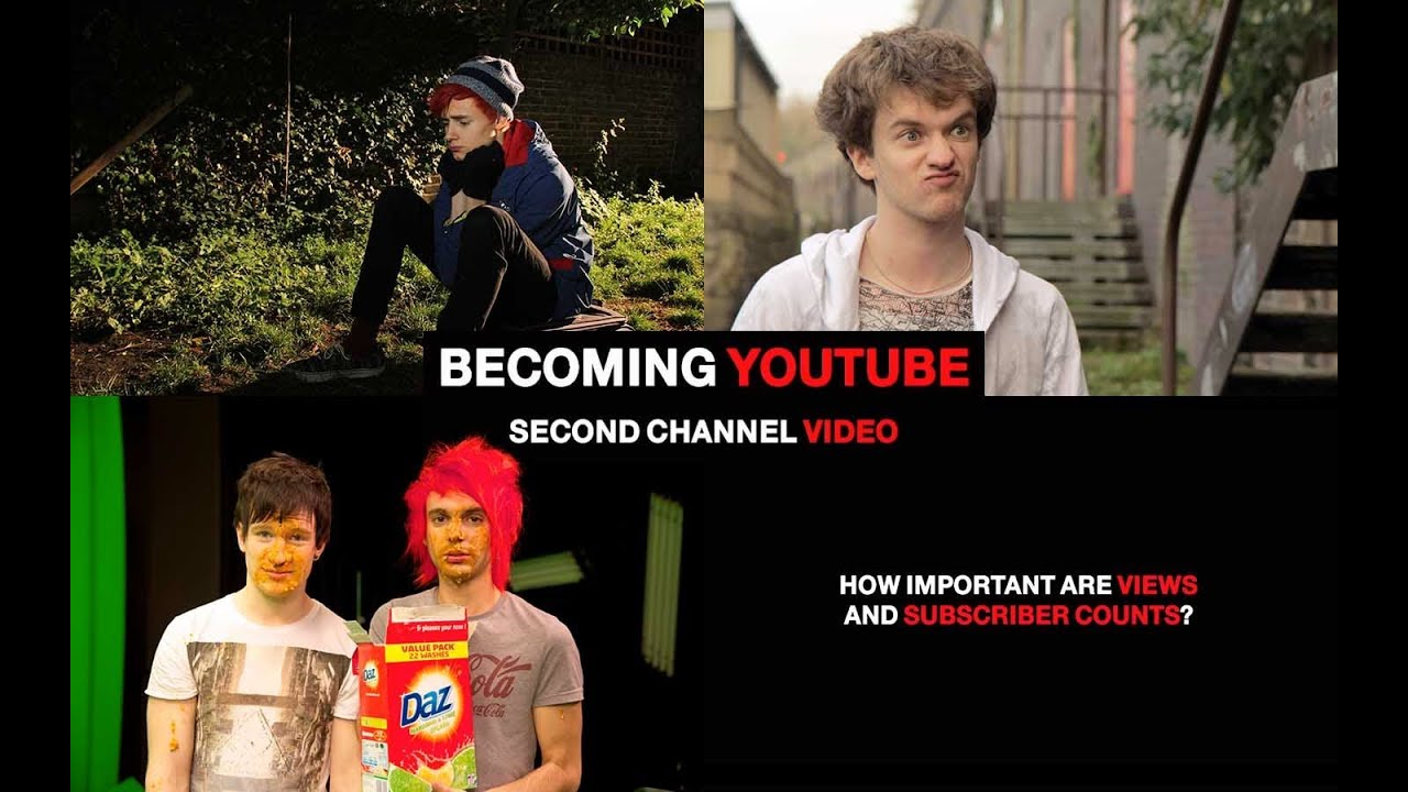Do views and subs matter? | BECOMING YOUTUBE XXXTRA