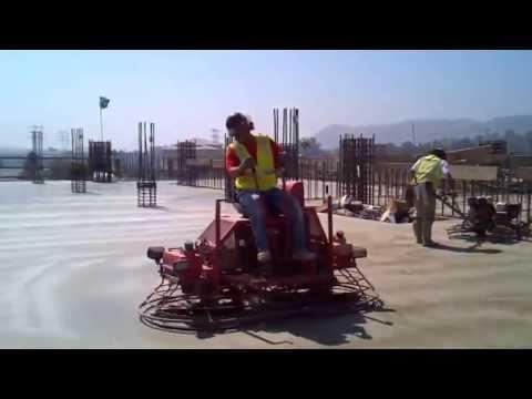 (Concrete) Disney Job In Glendale CA.