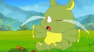 Юху и его друзья –Пора посидеть с младенцем - сезон 1 серия 32 – обучающий мультфильм для детей