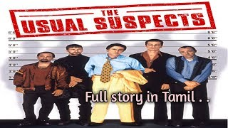 The usual suspects ( 1995 )   The usual suspects full movie tamil   Explanation   Vel talks