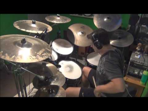 Alice In Chains - Down In A Hole Drum Cover