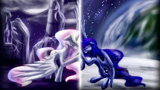 MLP FIM Princess Celestia and Princess Luna (Full PMV) - Carry You mp3
