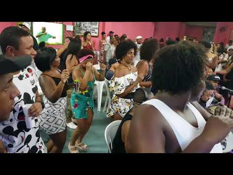 Caju pra Baixo- Centro Cultural Cartola Mangueira RJ 07/09/2017