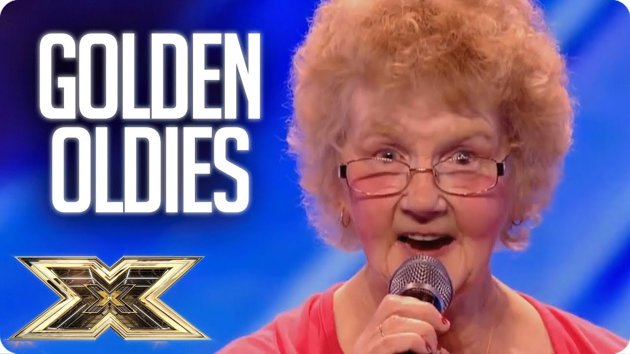 BEST OF OUR GOLDEN OLDIES | The X Factor UK