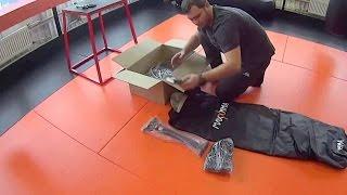 Боксерский мешок MaxxMMA(Боксерский мешок. Снаряжаем аэроводный, боксерский мешок MaxxMMA, в клубе единоборств ФАЙТЕР Эксклюзивный..., 2016-01-27T19:59:04.000Z)