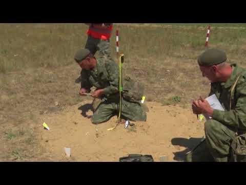 Саратовские военные стали победителями Всеармейского конкурса в Шиханах