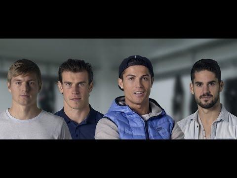 Campaña de promoción turística de la Comunidad de Madrid con el Real Madrid