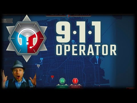 EARTHQUAKE! (911 Operator ALPHA Gameplay Ep6)
