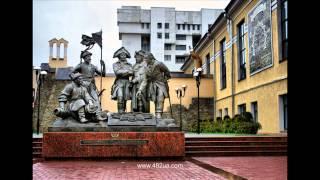 видео Russia Rostov-on-Don. Ростов-на-Дону потрясающий. Достопримечательности и знаковые места