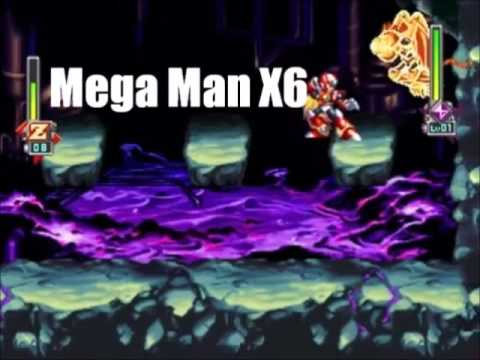 All Mega Man Boss Music