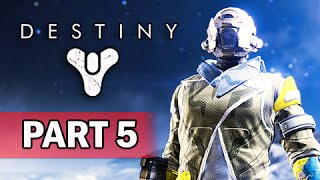 Destiny Walkthrough Part 5 - The Moon: The Sword of Crota (Let
