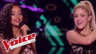 Black M - Comme Moi | Lucie, Shakira et Black M | The Voice France 2017 | Live